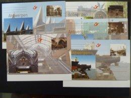 BELGIE BRIEFKAART 196/200 AAN POSTPRIJS - Stamped Stationery