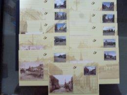 BELGIE BRIEFKAART 201/211 AAN POSTPRIJS - Stamped Stationery