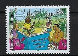 """Nle-Caledonie YT 939 """" Francophonies """" 2005 Neuf** - Unused Stamps"""