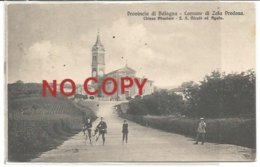 Zola Predosa, Bologna, 23.12.1913, Chiesa Abbaziale Ss. Nicolò E Agata. - Bologna