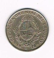 //  URUGUAY  50  PESOS  1970 - Uruguay