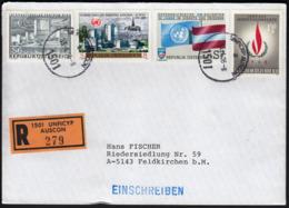 Austria 1993 / Feldpostamt UNFICYP / AUSCON / Peace Force Cyprus / Militaria / R Letter - Militaria