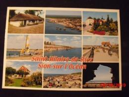 SAINT-HILAIRE-DE-RIEZ - SION-SUR-L'OCEAN - Saint Hilaire De Riez