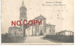 Zola Predosa, Bologna, 19.10.1906, Chiesa Abbaziale. - Bologna