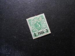 D.R.Mi 2 L - 3P Auf 5Pf*MLH - Deutsche Kolonien ( Deutsch-Ostafrika ) 1893 - Mi 70,00 € - Kolonie: Duits Oost-Afrika
