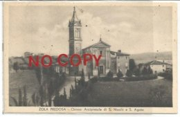 Zola Predosa, Bologna, 3.4.1950, Chiesa Arcipretale Di S. Nicolò E S. Agata. - Bologna