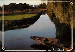 AMIENS  Les HORTILLONNAGES   24   (scan Recto-verso)MA2269Bis - Amiens
