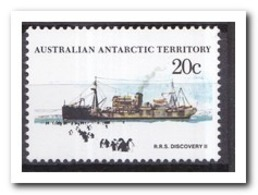 Australisch Antarctica 1979, Postfris MNH, Penguins, Birds, Ship - Australisch Antarctisch Territorium (AAT)