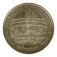 Monnaie De Paris , 2013 , Giverny , Fondation Claude Monet , Le Pont Japonais - Monnaie De Paris