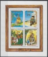 "Nle-Caledonie Bloc YT 19 BF "" Alphonse Daudet "" 1997 Neuf** - Blocks & Kleinbögen"