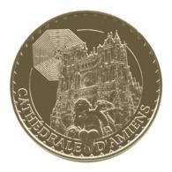 Monnaie De Paris , 2019 , Amiens , Cathédrale , L'ange Pleureur Et Le Labyrinthe - Monnaie De Paris