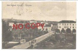 Zola Predosa, Bologna, 6.8.1943, Panorama. Annullo Di Posta Militare. - Bologna