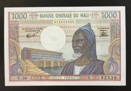 MALI 1000 FRANCS P13e. 1970-1984.  UNC - Malí