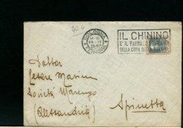 ITALIA - BOLOGNA 1928 -  IL CHININO E' IL FARMACO SOVRANO DELLA CURA DELLA MALARIA - Medicine