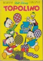DISNEY - ALBUM TOPOLINO N°853 -2 Aprile 1972 - GIOCHI INTONSI NON SVOLTI - BOLLINI PUNTI - QUASI NUOVO - FORSE MAI LETTO - Disney