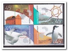 Australisch Antarctica 2002, Postfris MNH, Penguins, Birds - Australisch Antarctisch Territorium (AAT)