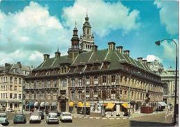 LILLE - Place Du Générale De Gaulle - Ancienne Bourse - Voiture : Citroen DS - 2CV - Simca - Lille