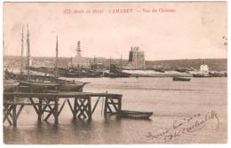 RADE DE BREST:CAMARET.VUE DU CHATEAU. - Camaret-sur-Mer