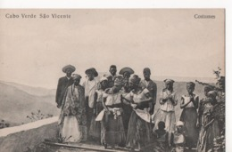 SAO VINCENTE COSTUMES - Cape Verde