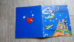 Au Paradis Des Animaux Alain Saint Ogan N°5 La Vache Qui Rit  Illustré Enfantina - Books, Magazines, Comics