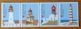 Phare Lighthouse Vuurtoren Leuchttürme Faro Fari PORTUGAL 1987 NEUF** MNH - Faros