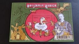 """Timbre Bloc Feuillet NEUF """"Benjamin Rabier"""" 1864/1939 Année 2014 N° F4866 - Blocchi & Foglietti"""