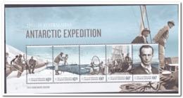 Australisch Antarctica 2014, Postfris MNH, Birds, Penguins, Ship - Territoire Antarctique Australien (AAT)