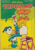 DISNEY - ALBUM TOPOLINO N°849 -5 Marzo 1972 - GIOCHI INTONSI NON SVOLTI - BOLLINI PUNTI - OTTIMO - Disney