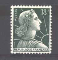 France  :  Yv  1011A  **  Type II - Francia