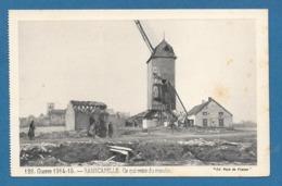 GUERRE 1914-15 RAMSCAPELLE CE QUI RESTE DU MOLIN - Nieuwpoort