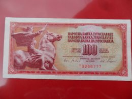 Yugoslavia-Jugoslavija 100 Dinara 1965, P-80a, P80c, All In One Price - Jugoslavia