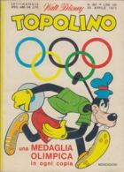 DISNEY - ALBUM TOPOLINO N°857 -30 Aprile 1972 - GIOCHI INTONSI NON SVOLTI - BOLLINI PUNTI - OTTIMO - Disney