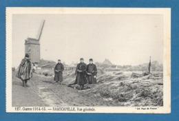 GUERRE 1914-15 RAMSCAPELLE - Nieuwpoort
