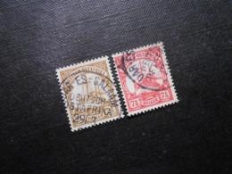 D.R.Mi 22/24 - Deutsche Kolonien ( Deutsch-Ostafrika ) 1905/1920 - Mi 4,20 € - Kolonie: Duits Oost-Afrika