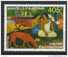 "Nle-Caledonie YT 754 "" Tableau De P. Gauguin "" 1998 Neuf** - Nueva Caledonia"