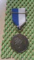Medaille :Netherlands  - .Stromenland - Wandeltocht Tiel  / Vintage Medal - Walking Association - Nederland
