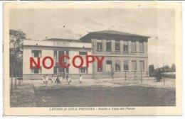 Zola Predosa, Bologna, 16.12.1940, Lavino, Scuola E Casa Del Fascio. - Bologna