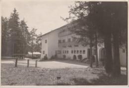 Photo WALD HOTEL SEEFELD  TYROL (Autriche - Österreich)  Juillet 1947 - Places