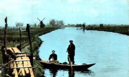 > [62] Pas De Calais > Saint Omer : Clairmarais !:moulin - Saint Omer