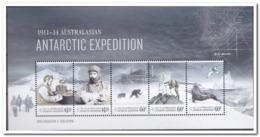 Australisch Antarctica 2013, Postfris MNH, Birds, Antarctic Expedition - Australisch Antarctisch Territorium (AAT)