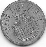 *notgeld  Lohr 10 Pfennig 1918 Zn  F305.2 - [ 2] 1871-1918 : Empire Allemand