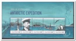 Australisch Antarctica 2011, Postfris MNH, Birds, Antarctic Expedition - Territoire Antarctique Australien (AAT)
