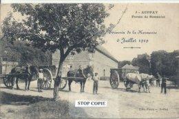 2019 - SEINE MARITIME - 76 - AUFFAY - Carte Top - Ferme De Bosmelet - Souvenir Kermesse 1919 - Belle Animation - Auffay
