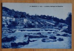 44 : Boussay - La Sèvre - Barrage De Chaudron - Colorisée En Bleu - (n°16265) - Boussay