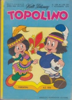 DISNEY - ALBUM TOPOLINO N°1093 -7 Novembre 1976 - GIOCHI INTONSI NON SVOLTI - BOLLINI PUNTI - OTTIMO - - Disney