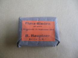 Bandage Vétérinaire Allemand Pour Les Cheveaux Daté 1944 - Equipo