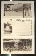 Lettre Carte Chalon Sur Saône - Très Bon état - Vecchi Documenti