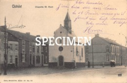 Chapelle St Roch - Châtelet - Châtelet