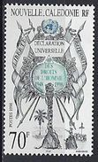 """Nle-Caledonie YT 775 """" Droits De L'Homme """" 1998 Neuf** - New Caledonia"""