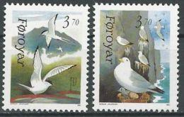 FÄRÖER 1991 Mi-Nr. 221/22 ** MNH - Färöer Inseln